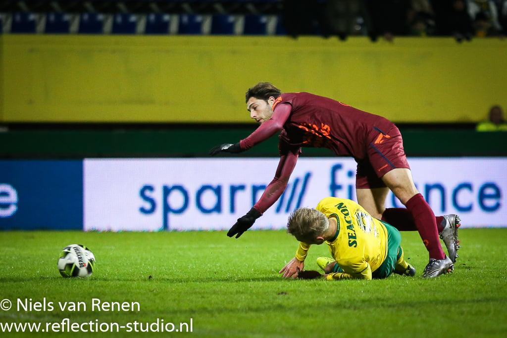 Fortuna Sittard 6 RKC Waalwijk 0