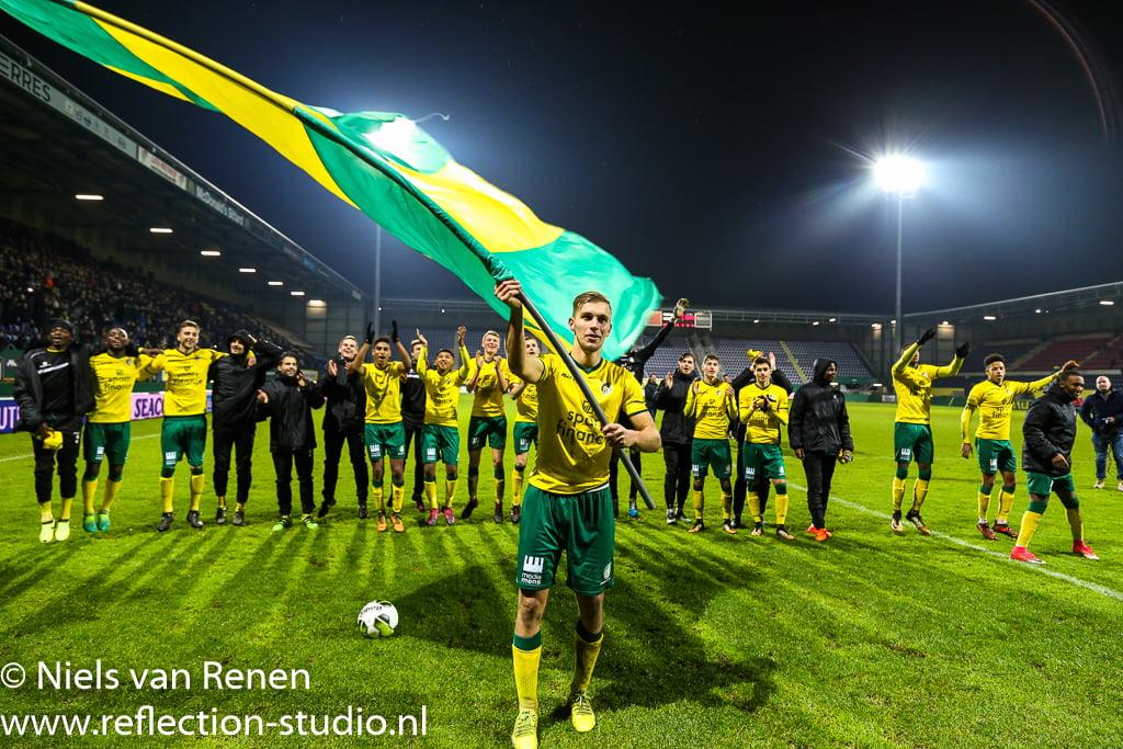 Fortuna Sittard 3 Jong FC Utrecht 1