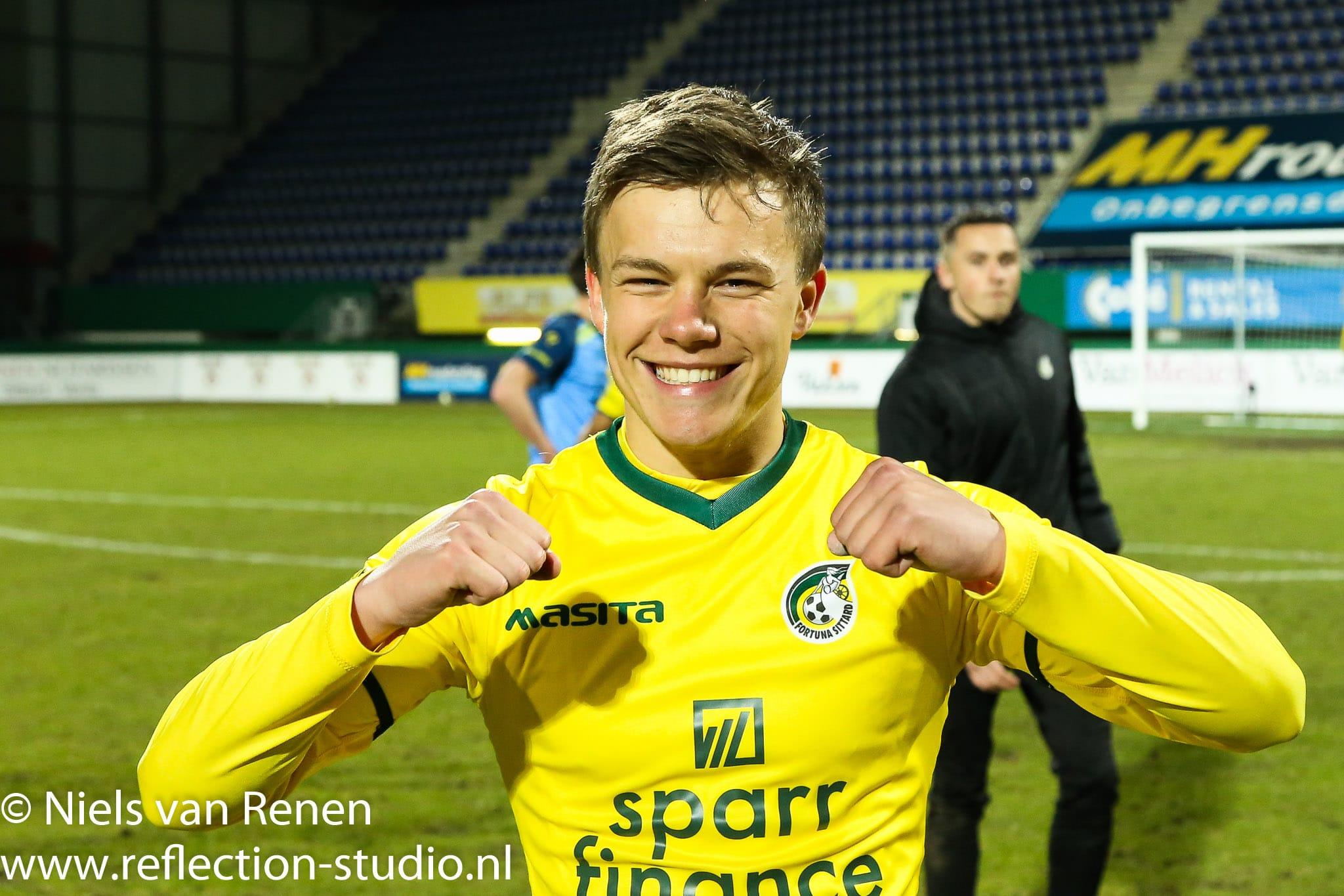 Breukers verhuurd aan FC Dordrecht