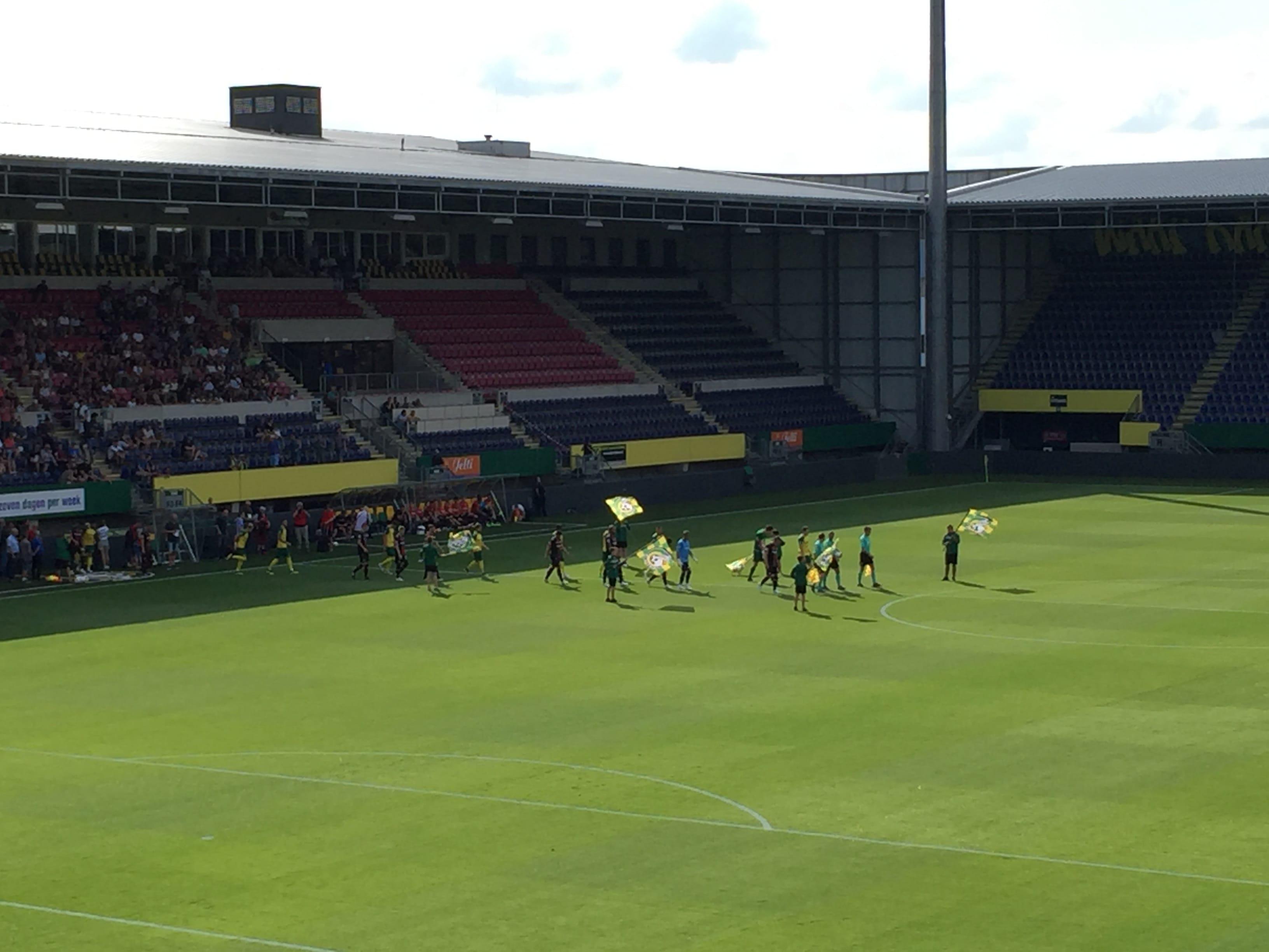 Fortuna Sittard 0 Bayer Leverkusen 2