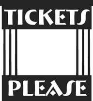 Fortuna: tickets please!