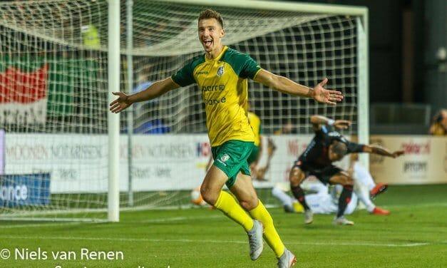Novakovich niet tegen Vitesse