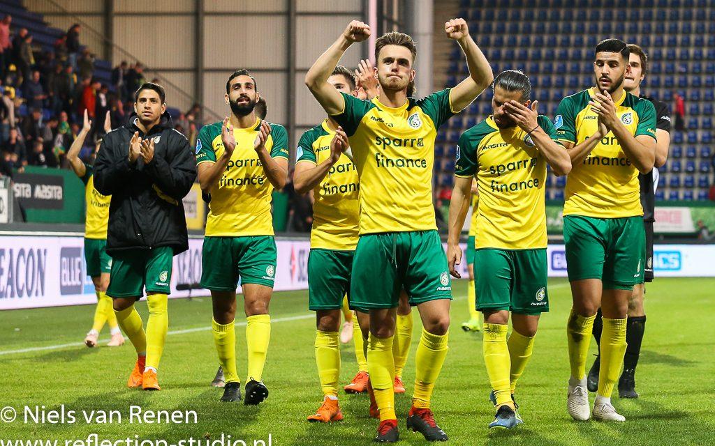 Fortuna Sittard 3 De Graafschap 1
