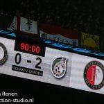 Feyenoord 0 Fortuna Sittard 2