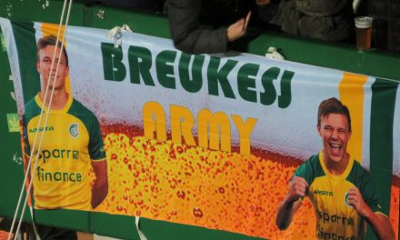 'Breukesj Army' is niet meer