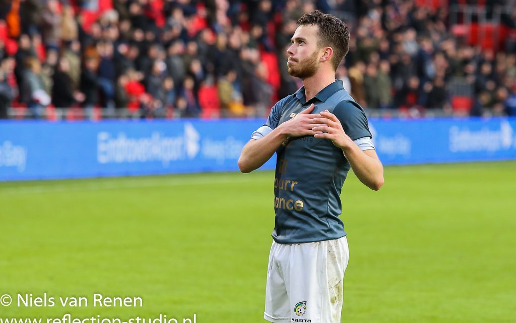 Opstelling tegen PSV