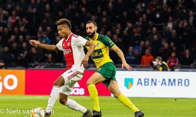 Ajax 4 Fortuna Sittard 0