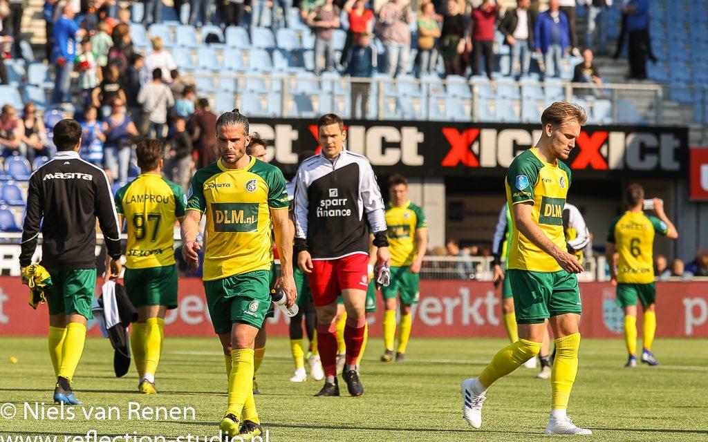 PEC Zwolle 5 Fortuna Sittard 0