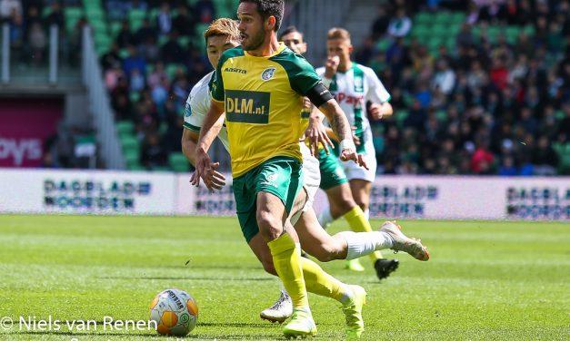 FC Groningen 3 Fortuna Sittard 0