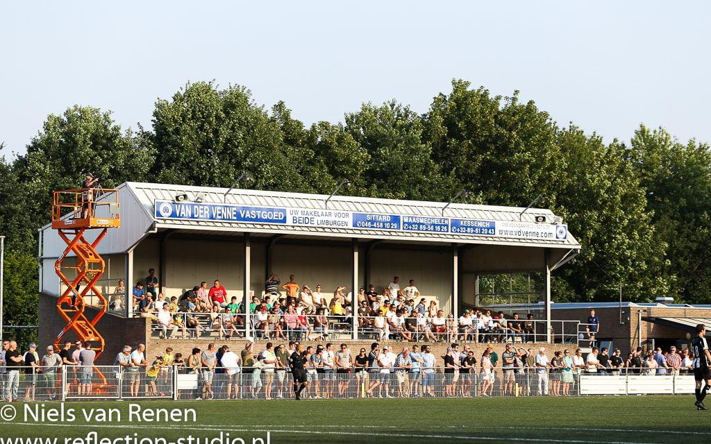 VV Sittard 3 Fortuna Sittard 7