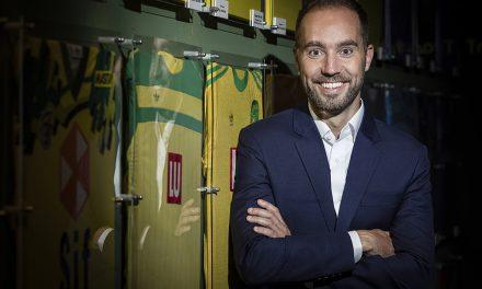 Ultee nieuwe hoofdtrainer