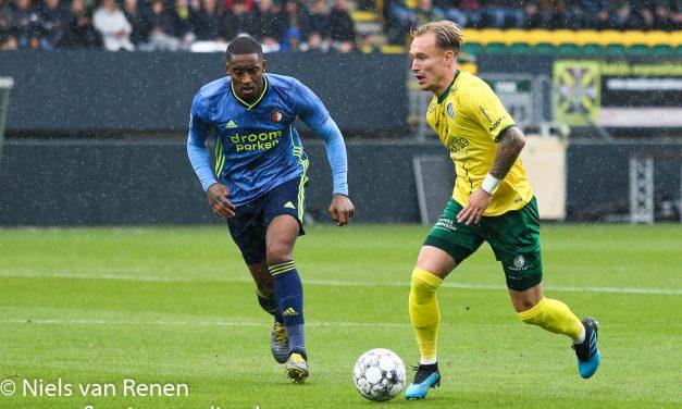 Feyenoord gecharmeerd van Diemers