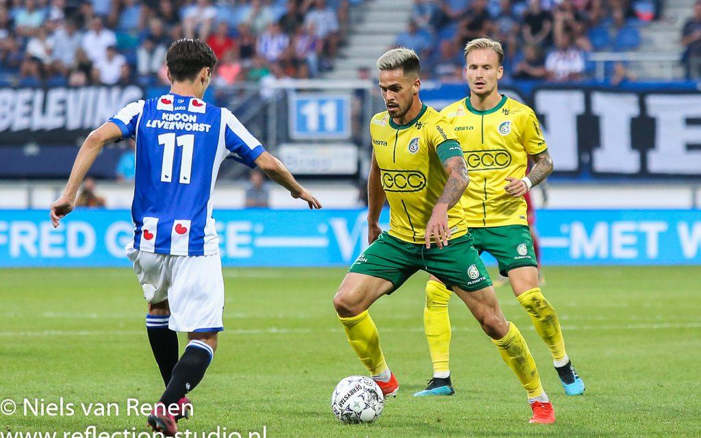 Pinto en Fernandes terug op trainingsveld