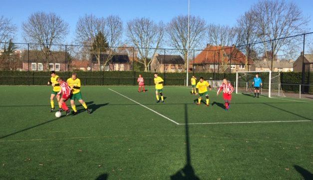 Gelijkspel voor Fortuna Sittard G