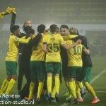 Opstelling tegen FC Groningen