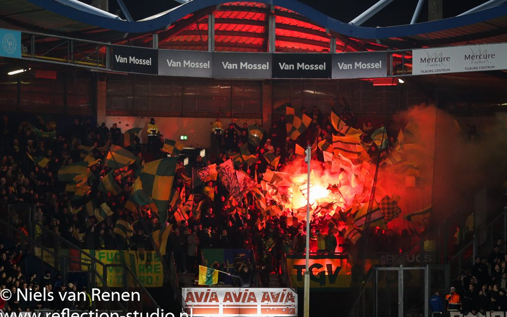 Willem II 0 Fortuna Sittard 0