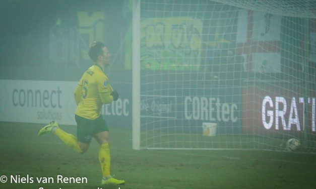 Opstelling tegen Feyenoord (correctie)