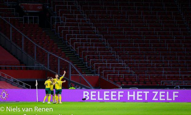 Ajax 5 Fortuna Sittard 2