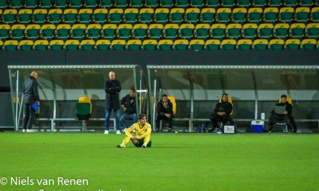 Fortuna Sittard 2 PEC Zwolle 2