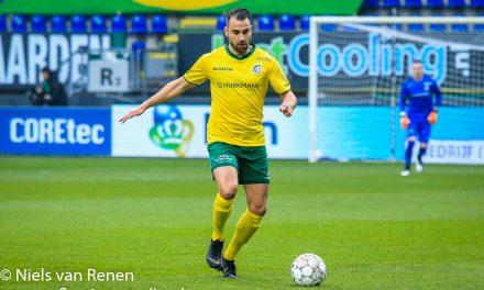 Fortuna Sittard 1 Feyenoord 3