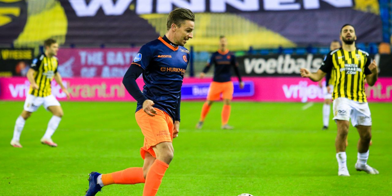 Vitesse 2 Fortuna Sittard 0