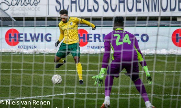 Fortuna Sittard 1 Ajax 2