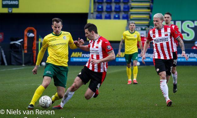 Fortuna Sittard 1 PSV 3