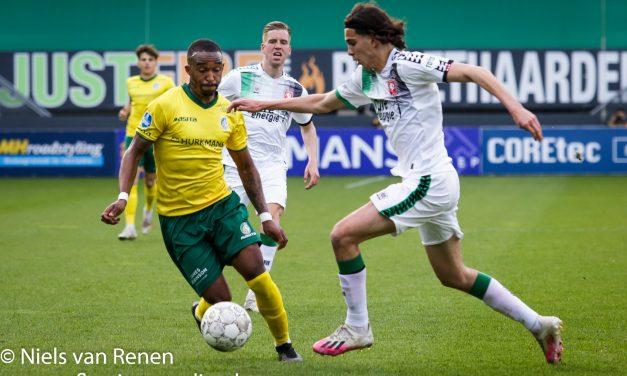 Fortuna Sittard 3 FC Twente 0