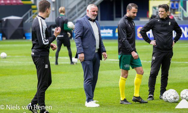 Fortuna Sittard 3 Vitesse 3