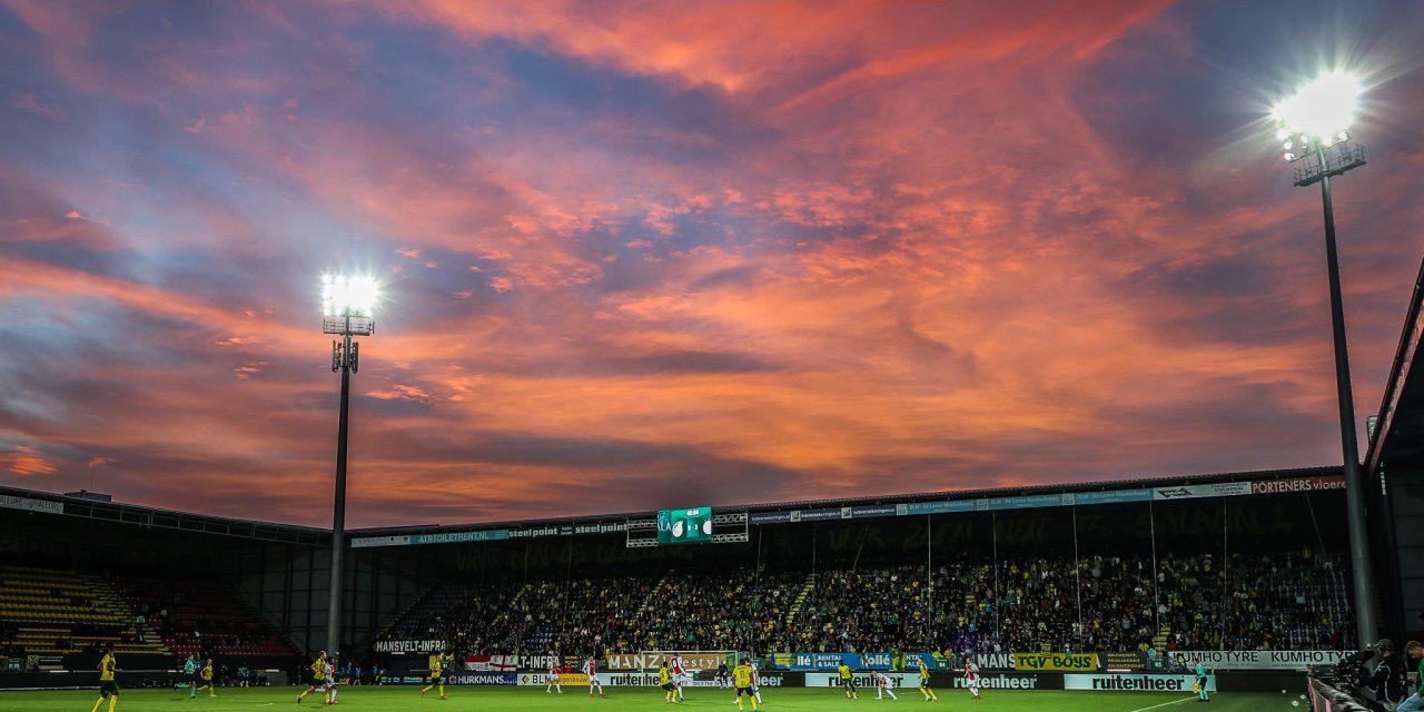 Fortuna Sittard 0 Ajax 5